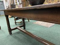 18th Century Oak Farmhouse Dining or Kitchen Table (5 of 7)
