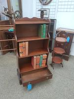 Antique Style Waterfall Bookcase (3 of 4)