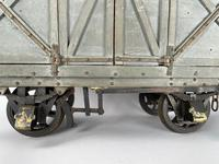"""Early 20th Century Wooden 3"""" Gauge Wagon (2 of 13)"""
