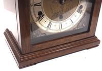 Fine Vintage Caddy Top Mantel Clock Dual Musical Bracket Clock by Elliott (6 of 13)