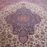 Very Large Antique Heriz Carpet, Persian, Room Size, Rug, Edwardian, Circa 1910 (2 of 12)