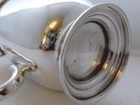 E Viner 1961 Hallmarked Solid Silver 1 One Pint Tankard Christening Mug 350g (7 of 9)