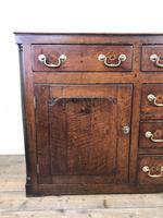 George III Oak Dresser Base (11 of 23)