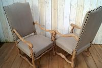 Re-Upholstered Carver Chairs (6 of 8)
