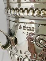 Superb Quality Sterling Silver Loving Cup. Sheffield 1900 (7 of 7)