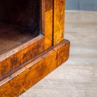 Burr Walnut Pier Cabinet (8 of 12)