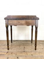 19th Century Antique Oak Side Table (10 of 10)