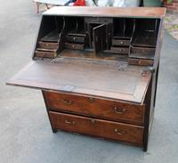 1750's Oak Bureau (2 of 6)