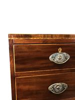 Antique 19th Century Mahogany Chest of Drawers (13 of 14)
