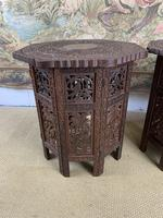 Pair of Anglo Indian Occasional Tables (2 of 6)