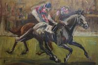 The Final Furlong by Diana Perowne (2 of 4)