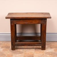 Primitive Occasional Table (2 of 9)