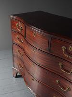 Antique Scottish George III Mahogany Chest of Drawers (4 of 15)
