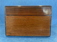 Victorian Walnut Jewellery Box c.1860 (9 of 14)