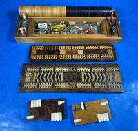 Victorian Pine Partially Fitted Games Box (12 of 32)