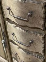 French Bleached Oak Farmhouse Kitchen Dresser (13 of 26)