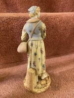 Good Pair of Royal Worcester Figures by James Hadley, dated 1895 (6 of 7)