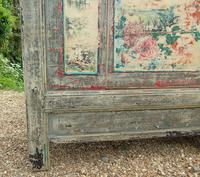 Beautiful 19th Century Chinese Hand Painted Cabinet (6 of 12)