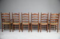 6 Ladderback Dining Chairs (8 of 11)