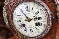 Boule Work 8 Day Clock with Original Key (8 of 8)