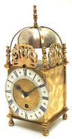Smiths Lantern Clock – Front Wind 8-day Lantern Mantel Clock (3 of 11)