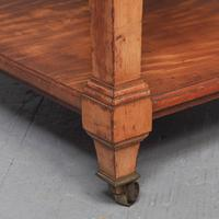 Antique 'John Taylor of Edinburgh' Satinwood Dressing Table (8 of 12)
