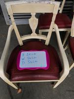 Set of 8 French Directoire Dining Chairs (6 of 16)