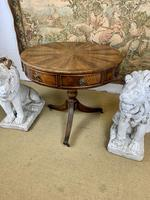Victorian Drum Table (3 of 7)