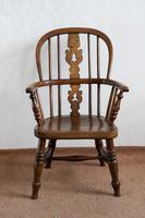 Childs Hoop Back Windsor Chair (2 of 6)