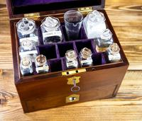 Georgian Mahogany Apothecary Box 1800 (7 of 14)
