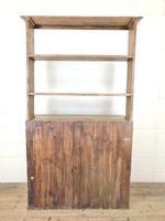Late 19th Century Pine Kitchen Dresser (12 of 12)
