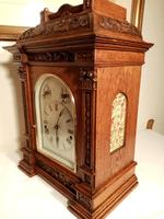 Outstanding Westminster-Chime Bracket/ Table Clock (9 of 9)