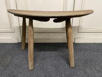 Early Primitive Lamp Table (2 of 10)