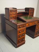 Victorian Mahogany Dickens Desk (11 of 12)