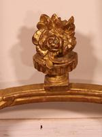 Giltwood Console From The 18th Century - Transition Period (louis XV-louis XVI) -france (8 of 13)