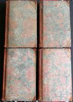 1789 A History of the People Called Quakers oy John Gough Complete in 4 Volumes - 1st Edition Set (5 of 5)