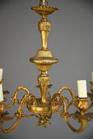French Gilt Chandelier (7 of 12)