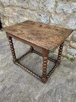 17th Century Spanish Country House Occasional Table (5 of 5)