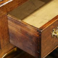 Antique Oak Small Dresser Base (5 of 11)