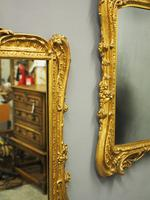 Pair of Victorian Gilded Mirrors (9 of 12)