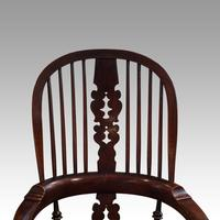 Victorian Yorkshire Broad Armchair (4 of 9)
