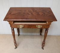 Late 19th Century Ash Side Table (9 of 10)