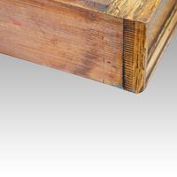Victorian Oak Maple & co Pedestal Desk (4 of 11)