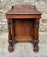 Regency Rosewood Davenport Desk (2 of 26)