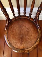 Pair of Antique Thonet Style Bentwood Chairs (8 of 14)