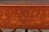 Dutch Marquetry Walnut Sofa Table (3 of 14)