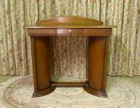 Art Deco Side Table / Desk (7 of 8)