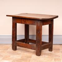 Primitive Occasional Table (6 of 9)