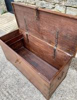 Large Antique Anglo Indian Trunk (22 of 26)