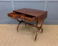 Splendid 19th Century Mahogany Sofa Table (21 of 22)